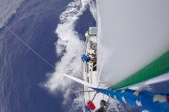 Dark Star in Molokai Channel